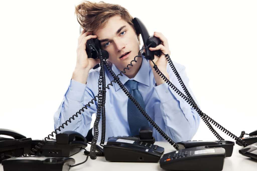 Offline Marketing Cold Calling