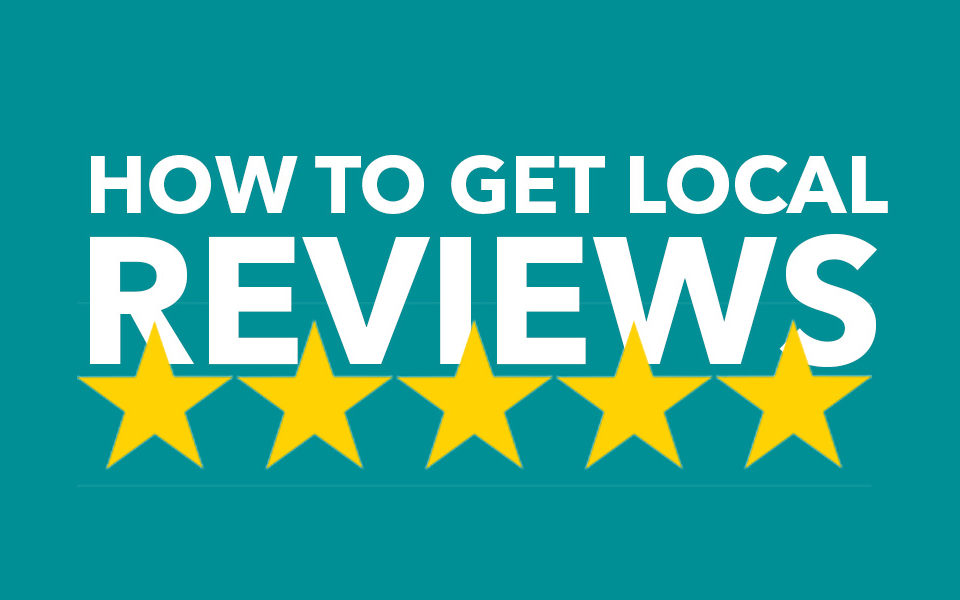 how to get local reviews