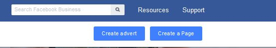 Create a post or page in facebook