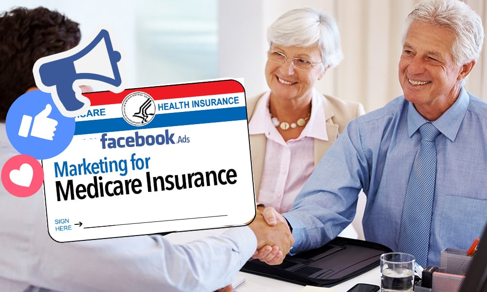 Facebook Ads for a Medicare Insurance Company